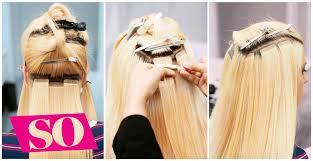 great lengths hair extensions cost i got waist length hair extensions here s what happened