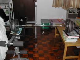 Home Made Bench Press Basic Home Fitness Equipment