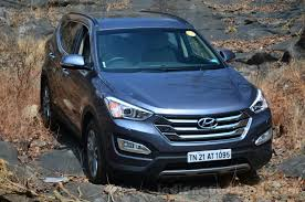 hyundai santa fe sport price in india 2013 hyundai santa fe review static front indian autos