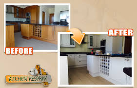 respray kitchen cabinets opting for a kitchen respray