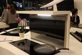 furniture for kitchen stylish options for kitchen hoods from eurocucina