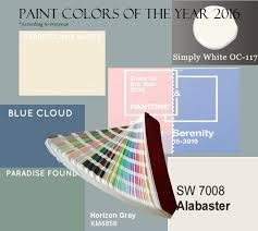 2016 Color Of The Year Paint Color Of The Year All Of Them Paula Ables Interiors