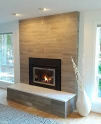 artistic brick fireplace design ideas painting brown brick