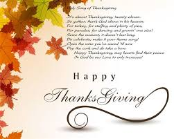 thanksgiving poems for family and friends mypoems co