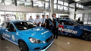 volvo truck dealers australia australian police receives volvo s60 polestar