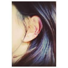 ear cuffs images cuff non pierced ears single loop