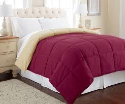 Comforter Down Alternative Reversible Comforter