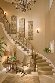Stairs Wall Decoration Ideas 7027