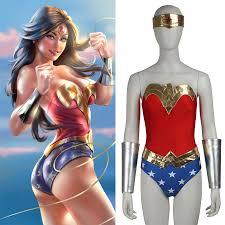 halloween costumes super heros wonder woman costume diana prince superhero ladies cosplay