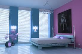 style cool dark purple walls bedroom purple bedrooms light