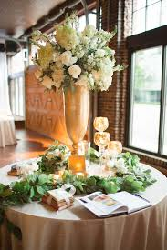 the perfect wedding reception layout iron city