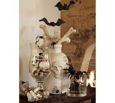 Brown Vase Fillers Mini Skull Vase Filler Pottery Barn