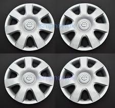 toyota corolla 15 inch rims toyota corolla hubcap hub caps ebay