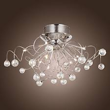 online buy wholesale modern crystal ceiling light from china
