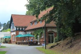 Stein Therme Bad Belzig Waldcafé Im Reha Klinikum Hoher Fläming Fläming Bad Belzig