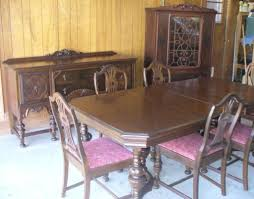 Antique Dining Room Table Antique Dining Room Set For Sale Antique Dining Furniture Value