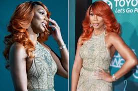 tamar braxton makes first appearance since divorce news page six