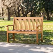 4 foot teak garden benches westminster teak furniture