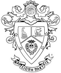 delta sigma pi logos