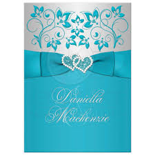 create your own invitations wedding ideas green and white wedding invitations turquoise