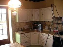 repeindre une cuisine en chene vernis peinture meuble cuisine chene la peinture pour meuble de cuisine qui