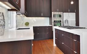 the characteristic of contemporary kitchen cabinets