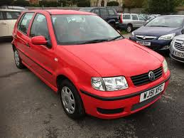 volkswagen polo 2001 used volkswagen polo 2001 for sale motors co uk