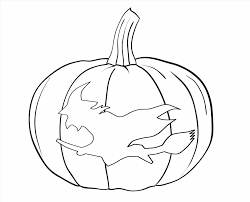 Kids Halloween Coloring Pages And Ijigenme Pumpkins Page Halloween Pumpkins Free Pumpkin