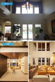 before and after from a mediterranean house to a lovely modern