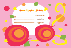 7 best images of invitation birthday template word free birthday