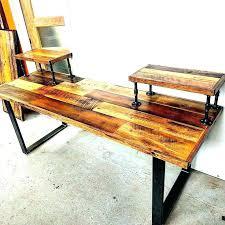 Rustic Office Desk Rustic Computer Desk Rustic Office Table Rustic Wood Desk Oak
