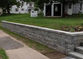 trust us for quality interlocking pavers retaining wall blocks