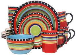 super colorful dinnerware sets exquisite brockhurststud com