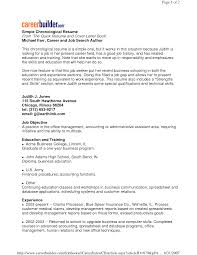 Contoh Resume Offshore Resume Order Of Sections Free Resume Example And Writing Download