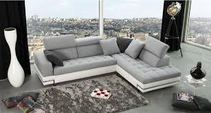 canapé mobilier de salon d angle convertible sweetdream mobilier de
