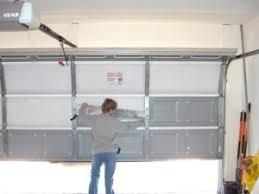 Overhead Door Panels How To Replace A Garage Door Panel