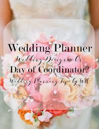 i need a wedding planner wedding planning tips tuesdays wedding planner designer or