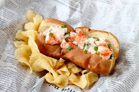 lobster roll perpetually hungry