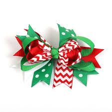 aliexpress com buy 8seasons fabric hair clips findings christmas