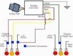 trailer light hook up skillful ideas 3 wire trailer light diagram wiring diagrams led grote