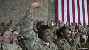 hairstyles for female army soldiers natural hair advocates take on the us army bbc news