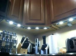 Battery Lights For Under Kitchen Cabinets Battery Powered Led Under Cabinet Lighting U2013 Kitchenlighting Co