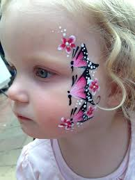 face painting for kids party in geelong