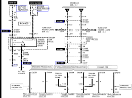 ford f350 trailer wiring diagram with 70f350 master in for