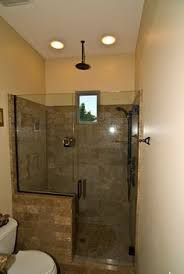 small bathroom designs with shower stall privacy yet wide open bathroom design with lots of well placed