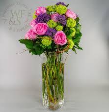 Square Vase Wholesale Square Glass Block Vase 14 X 3 Wholesale Flowers And Supplies