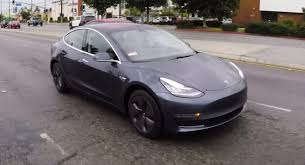 tesla model 3 wagon with 100 more info