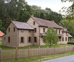 New England Saltbox House Farmhouse U2013 Vintage Early American Farmhouse In Historic New