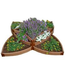 Greenes Fence Raised Beds by Greenes Fence Two Tiers Dovetail Raised Garden Bed Rc4t4s24b The