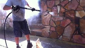 cleaning a stone fireplace natural stone cleaning chicago retaining wall cleaning chicago